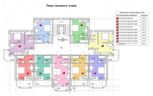 Гаспра: Клубный дом Романовъ - Корпус №2